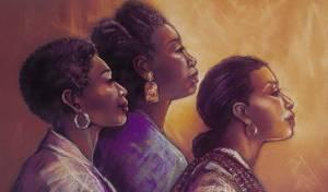three women, same story